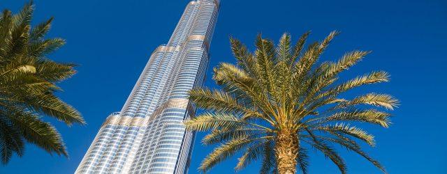 Bezoek de Burj Khalifa