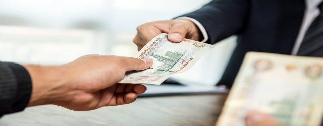 Geld en munteenheid in Dubai